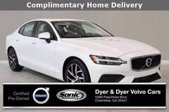 Certified Pre-Owned 2019 Volvo S60 Momentum Sedan for sale near Atlanta, GA