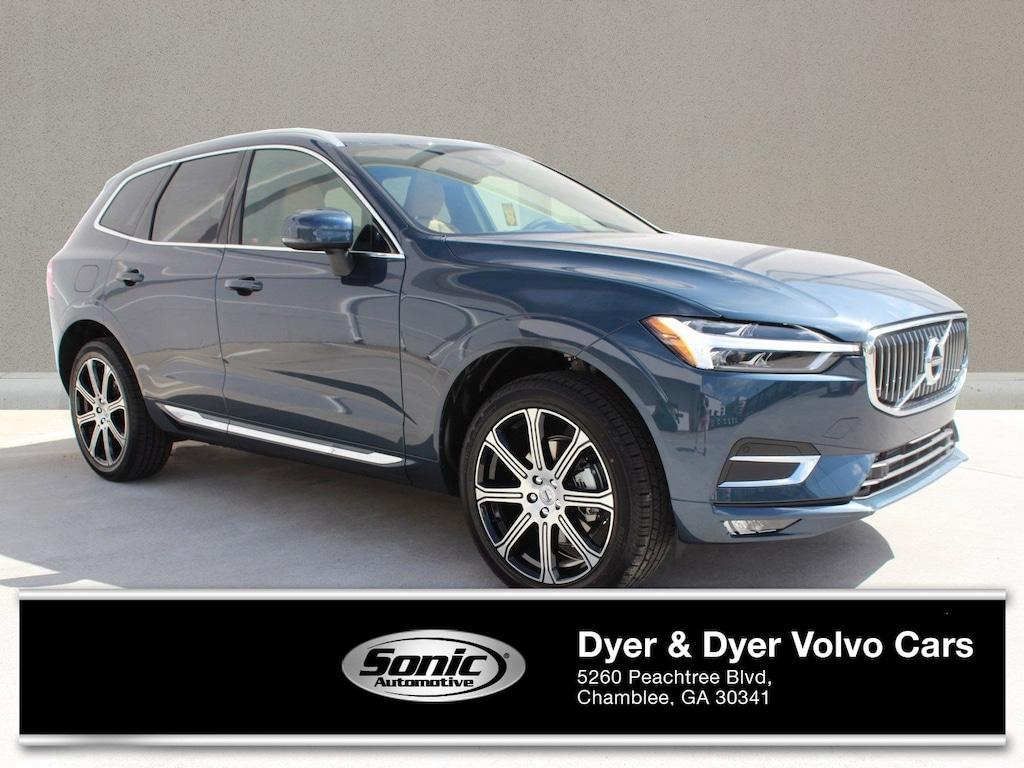 New 2020 Volvo Xc60 For Sale Near Atlanta Ga Stock L1422301