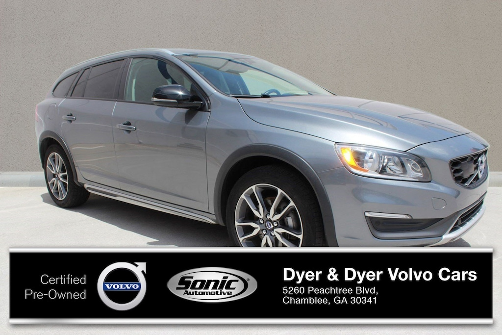 Certified Used 2016 Volvo V60 Cross Country For Sale Near