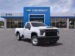 2021 Chevrolet Silverado 2500 HD Work Truck Truck Regular Cab