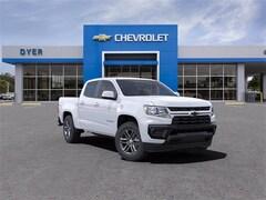 2021 Chevrolet Colorado WT Truck Crew Cab
