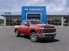 2021 Chevrolet Silverado 2500HD LTZ Truck Crew Cab