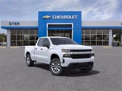 2021 Chevrolet Silverado 1500 Custom Truck Double Cab