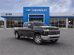 2020 Chevrolet Silverado 3500HD LTZ Truck Crew Cab
