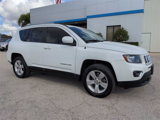 Used Jeep Compass Vero Beach Fl