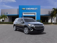 2021 Chevrolet Traverse LT SUV