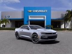 2021 Chevrolet Camaro SS Convertible