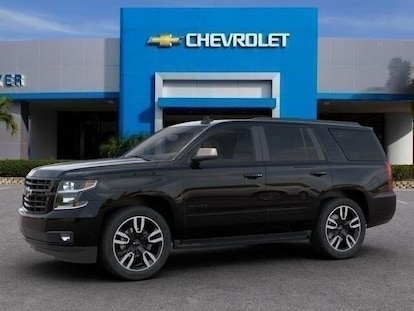 New 2019 Chevrolet Tahoe For Sale at Dyer Auto Group | VIN
