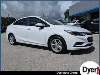 Buy a 2017 Chevrolet Cruze in Vero Beach, FL