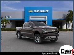 2020 Chevrolet Silverado 1500 High Country Truck Crew Cab