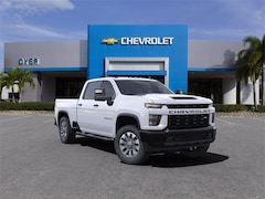 2021 Chevrolet Silverado 2500HD Custom Truck Crew Cab