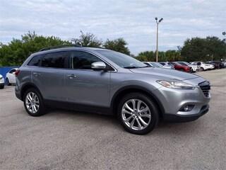 Buy a 2013 Mazda Mazda CX-9 Grand Touring SUV in Vero Beach, FL
