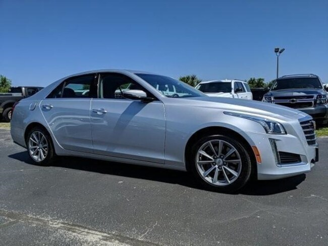 Used 2019 Cadillac CTS 3.6L Luxury Sedan Vero Beach