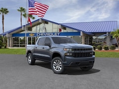 2021 Chevrolet Silverado 1500 Custom Truck