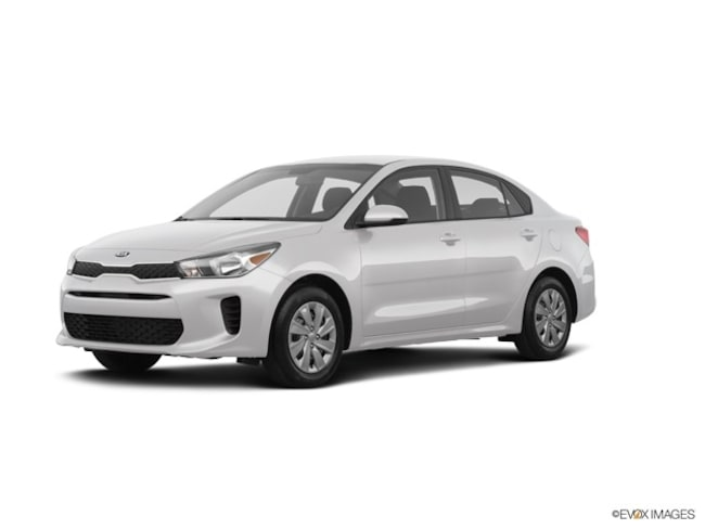 New 2019 Kia Rio S Sedan in Evans GA