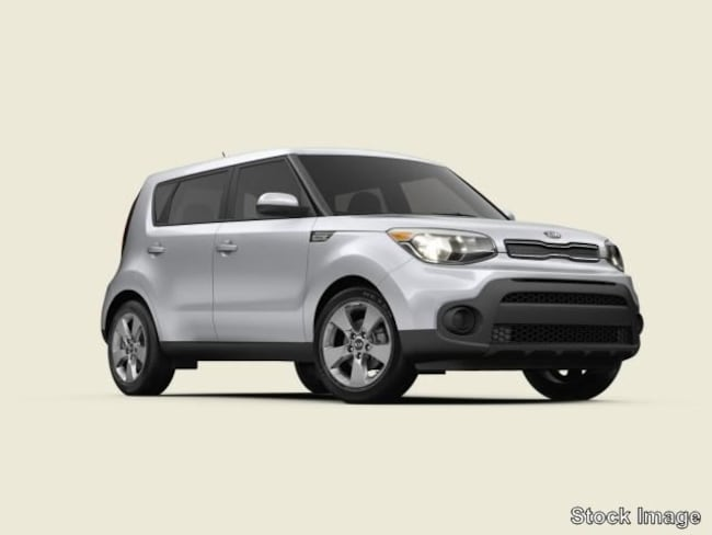 New 2019 Kia Soul Base Hatchback in Evans GA