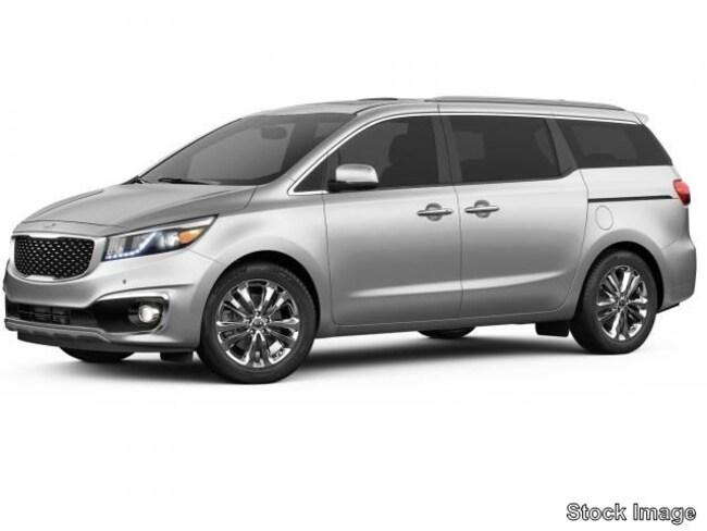 New 2018 Kia Sedona SX Limited Van Passenger Van in Evans GA