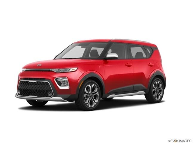 New 2020 Kia Soul LX Hatchback in Evans GA