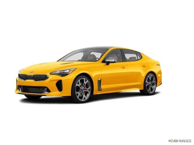New 2018 Kia Stinger GT Sedan in Evans GA
