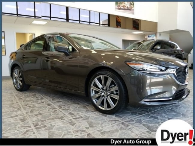 New 2018 Mazda Mazda6 Grand Touring Reserve Sedan Vero Beach
