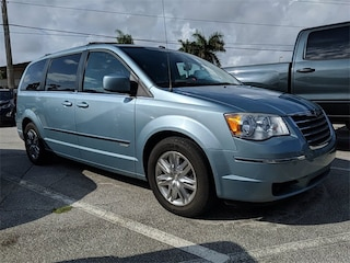 Used 2010 Chrysler Town & Country Touring Minivan/Van under $15,000 for Sale in Vero Beach