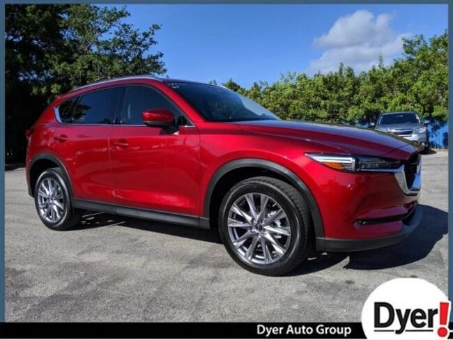 New 2019 Mazda Mazda CX-5 Grand Touring Vero Beach