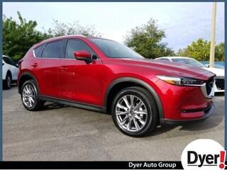 New 2019 Mazda Mazda CX-5 Grand Touring JM3KFADM1K1522568 for Sale in Vero Beach, FL