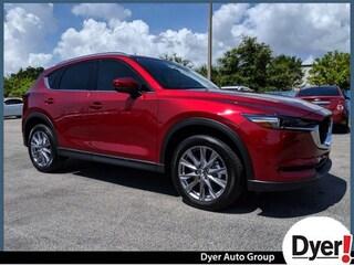 Buy a 2019 Mazda Mazda CX-5 Grand Touring Reserve SUV in Vero Beach, FL