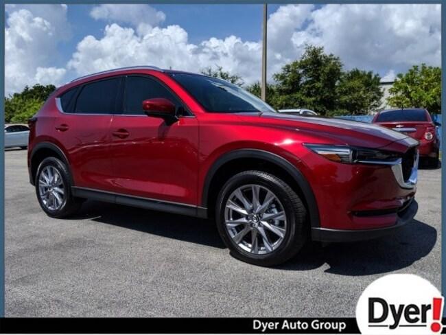 New 2019 Mazda Mazda CX-5 Grand Touring Reserve Vero Beach