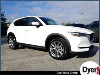 New 2019 Mazda Mazda CX-5 Grand Touring JM3KFADM1K0526223 for Sale in Vero Beach, FL