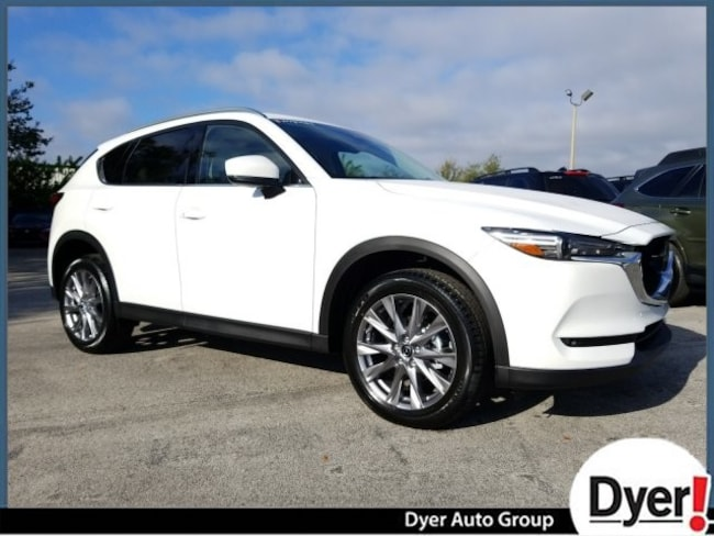 New 2019 Mazda Mazda CX-5 Grand Touring Vero Beach