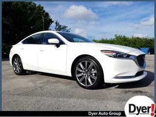 Buy a 2018 Mazda Mazda6 Signature Sedan in Vero Beach, FL