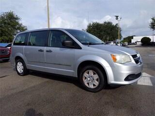 Used 2012 Dodge Grand Caravan SE/AVP Minivan/Van under $15,000 for Sale in Vero Beach