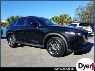 New 2019 Mazda Mazda CX-5 Sport SUV JM3KFABM0K0553268 for Sale in Vero Beach, FL