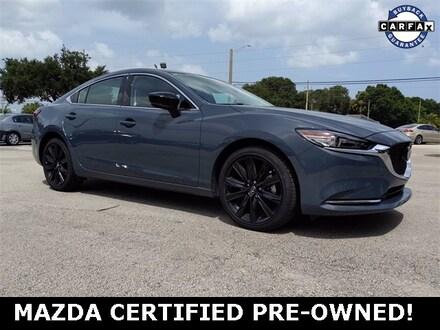 2021 Mazda Mazda6 Carbon Edition Sedan