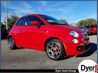 Used 2015 FIAT 500 Sport under $15,000 for Sale in Vero Beach