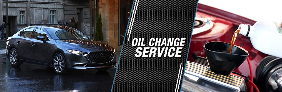 Mazda oil change service in Vero Beach, FL