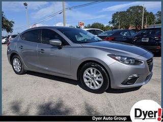 Used 2016 Mazda Mazda3 i Sport Sedan under $15,000 for Sale in Vero Beach