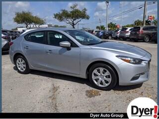 Used 2017 Mazda Mazda3 4-Door Sport Sedan under $15,000 for Sale in Vero Beach
