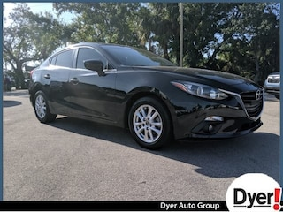 Used 2016 Mazda Mazda3 i Touring Sedan under $15,000 for Sale in Vero Beach