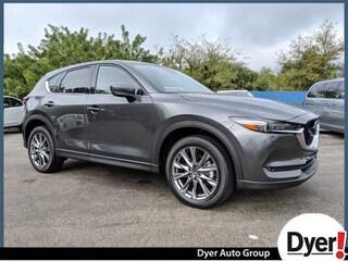 New 2019 Mazda Mazda CX-5 Signature SUV JM3KFBEY7K0510325 for Sale in Vero Beach, FL