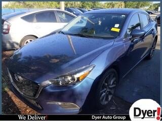 Used 2018 Mazda Mazda3 Touring Sedan under $15,000 for Sale in Vero Beach