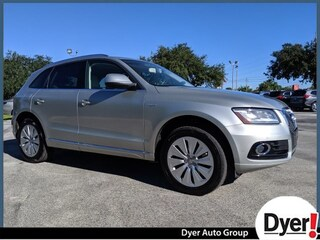 Used 2013 Audi Q5 Prestige Hybrid SUV under $15,000 for Sale in Vero Beach