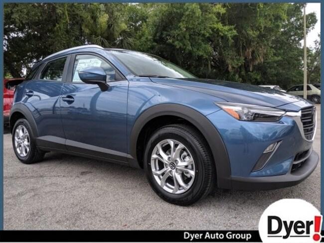 New 2019 Mazda Mazda CX-3 Sport SUV Vero Beach