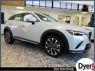 New 2019 Mazda Mazda CX-3 Grand Touring JM1DKDD70K0409435 for Sale in Vero Beach, FL