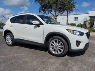 Buy a 2015 Mazda CX-5 Grand Touring SUV in Vero Beach, FL