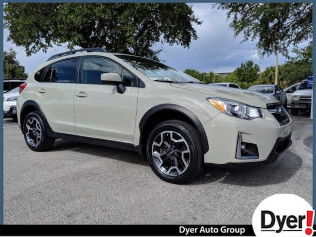 Certified Pre Owned 2016 Subaru Crosstrek Premium SUV Vero Beach