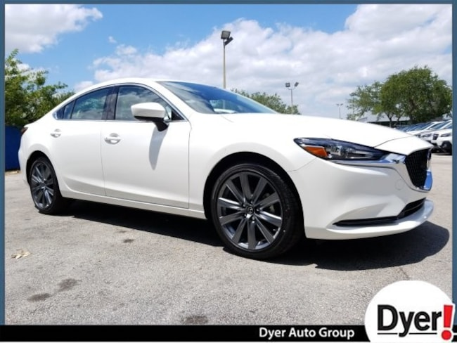 New 2018 Mazda Mazda6 Grand Touring Sedan Vero Beach