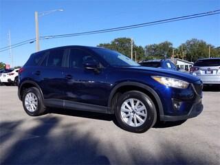 Buy a 2014 Mazda CX-5 Touring SUV in Vero Beach, FL