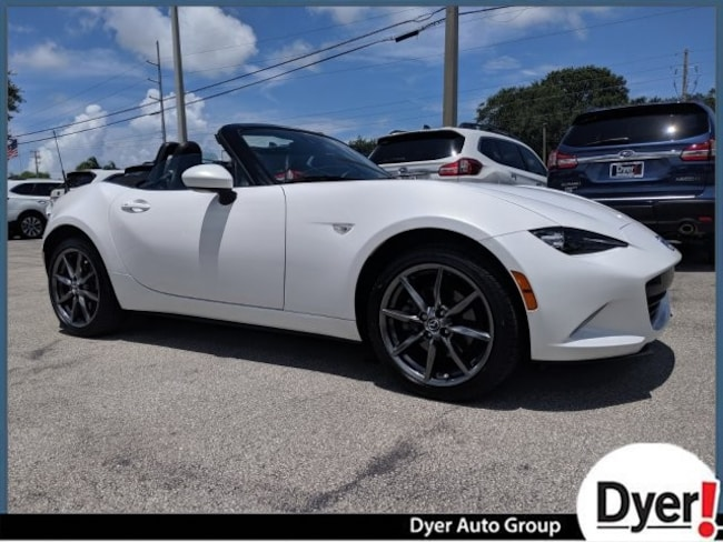 Used 2016 Mazda MX-5 Miata Grand Touring Vero Beach